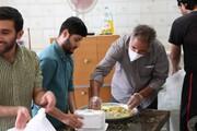 ۸۰۰ پرس غذای گرم میان نیازمندان شیرازی توزیع شد