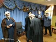 ۱۱ نفر از طلاب تبریز معمم شدند