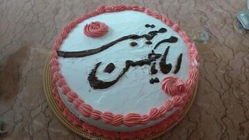 ۸۰ کیک تولد به دست کودکان نیازمند یزدی رسید+ فیلم