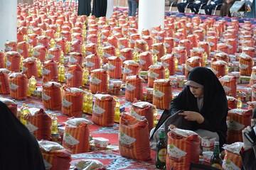 رزمایش کمک مؤمنانه در استان البرز با محوریت مدارس علمیه برگزار شد