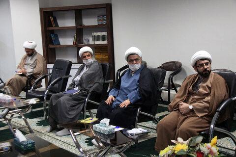 تصاویر/ نشست مدیران مدارس علمیه خراسان شمالی