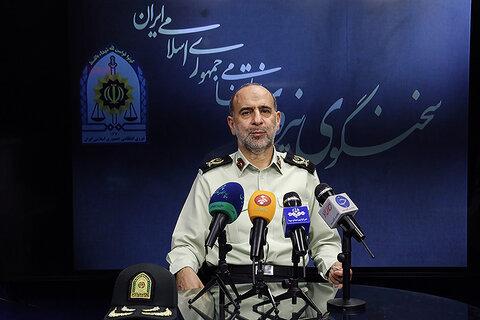 احمد نوریان - سخنگوی ناجا