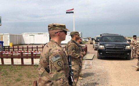 نیرو های آمریکایی در عراق