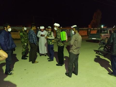 تصاویر شما/ خدمات جهادی طلاب و روحانیون شهرستان ایذه استان خوزستان