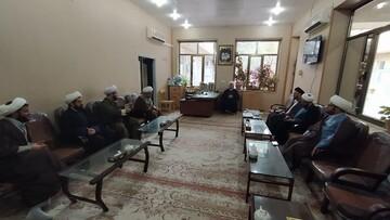 تشکیل کمیته حوزوی بحران در مدرسه علمیه شهرستان بافق