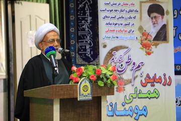 رزمایش کمک مومنانه، ظرفیت های عظیم انقلاب اسلامی را به نمایش گذاشت