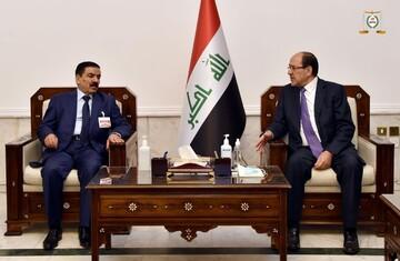 نوری المالکی خواستار حمایت از وزارت دفاع عراق در مقابله با داعش شد