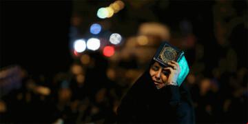 پخش زنده مراسم احیای شبهای قدر حرم مطهر امامزاده یحیی(ع) سمنان از شبکه استانی