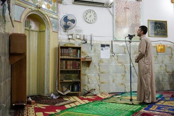 Muezzin of a Mosque assassinated in a disputed area in Iraq