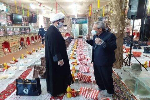 تصاویر/ کمک های مومنانه مسجد نورالمهدی شهرک رسالت کرمانشاه