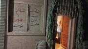 راه اندازی حجره شهدا در مدرسه حجت بن الحسن(عج) دره شهر