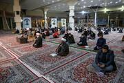 تصاویر/ احیای شب نوزدهم ماه مبارک رمضان در بجنورد