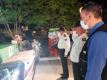 تصاویر/ احیای شب نوزدهم ماه رمضان در مصلای بقیة الله الاعظم(عج) کاشان