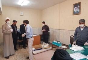 دو خبر از بنیاد شهید قم