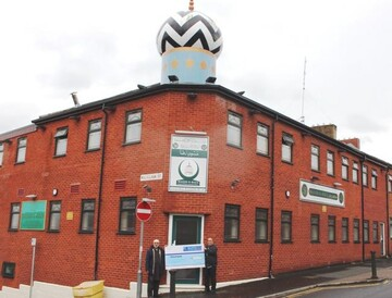 Blackburn mosque uses social media to help community pray