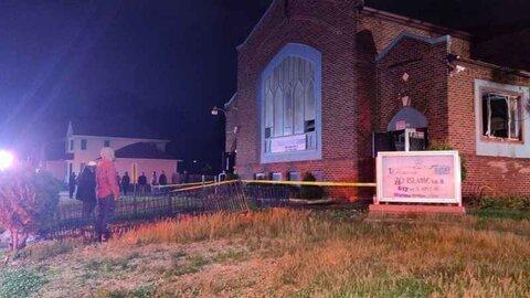 کمپین بازسازی مسجد خسارت دیده از آتش در شمال مینیاپولیس