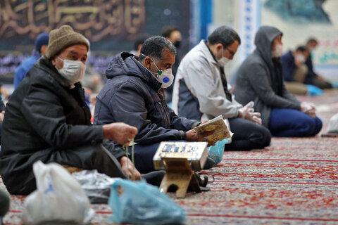 احیای شب نوزدهم ماه مبارک رمضان در بجنورد