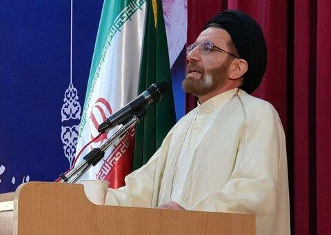 حجت الاسلام والمسلمین سید احمدرضا شاهرخی