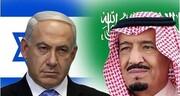 صیہونیوں کے لئے آل سعود کی خدمات کا تاریخچہ