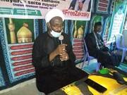مراسم احیا شب قدر توسط شیعیان شهر زاریا در نیجریه+تصاویر