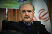 تسلیت وزیر بهداشت در پی جان باختن تعدادی از کادر درمانی کلینیک سینا