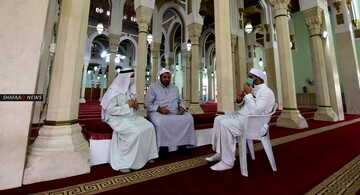 Nineveh reopens mosques to perform prayers