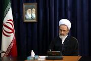 آية الله الأعرفي يدين العقوبات المفروضة على العلماء الإيرانيين