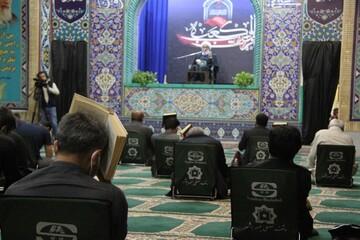 استان بوشهر یکپارچه در سوگ مولای متقیان