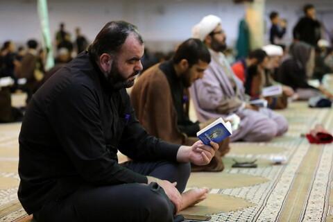 احیای شب بیست و یکم ماه مبارک رمضان در مساجد پردیسان