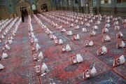 اجرای طرح ضیافت همدلی با توزیع ۸۰۰ بسته معیشتی مواد غذایی در اصفهان