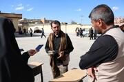 تصاویر / خدمت مومنانه گروه جهادی هیئت رزمندگان ثارالله همدان