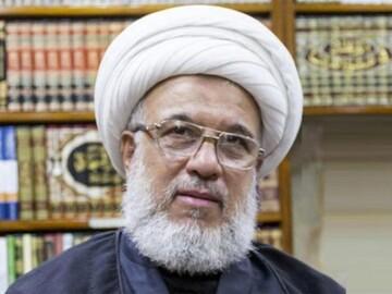توضیح دفتر شیخ عبدالمهدی کربلایی درباره دیدار وی با هادی العامری