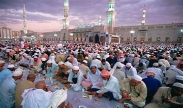 رمضان در عربستان ، روزهای آرام و شبهای زنده