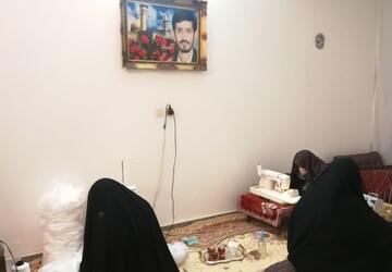 فیلم  خانواده شهید یزدی در خط مقدم مبارزه با کرونا