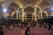 تصاویر/ احیای شب بیست و سوم ماه مبارک رمضان در مصلای قدس قم