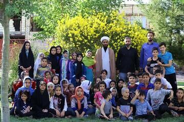 تصاویر/ تبلیغ محله محوری گروههای جهادی در قم
