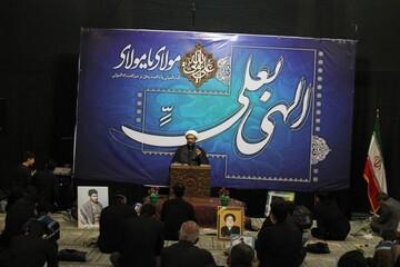 تصاویر/ احیای سومین شب از لیالی قدر در همدان