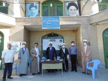 مدیرکل تبلیغات اسلامی قزوین از مبلغان جهادی تقدیر کرد