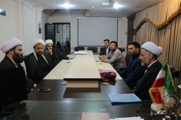 تصاویر/ نشست مدیران حوزه علمیه برادران و خواهران کردستان
