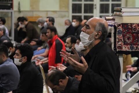 تصاویر / احیا سومین شب از لیالی قدر در همدان