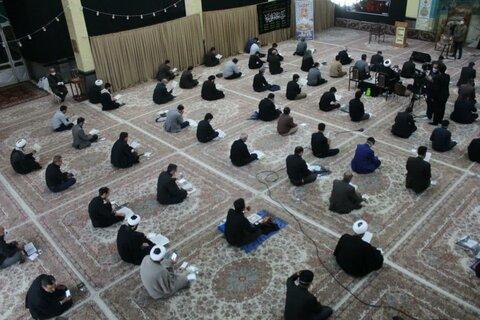 تصاویر/ مراسم احیای شب قدر در حسینیه بزرگ سنندج