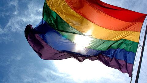 پرچم همجنسگراها