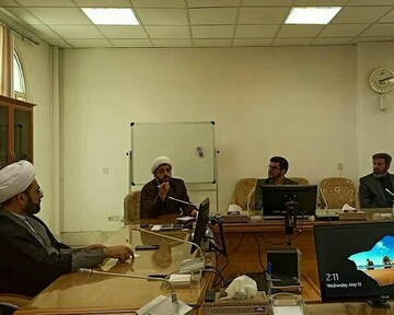 امضای تفاهم نامه همکاری نهاد کتابخانه های عمومی و مرکز کامپیوتری علوم اسلامی نور