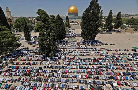 رمضان در فلسطین زیر سایه اشغال و تبعیض
