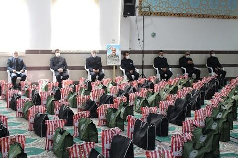 تصاویر/ سفره مهربانی طرح مواسات در استان سمنان
