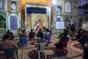 نشست صمیمی نماینده ولی فقیه در استان فارس با اصحاب رسانه و اهالی فرهنگ و هنر