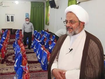 اهدای ۲۳۰ بسته حمایتی به فعالان قرآنی استان بوشهر در قالب رزمایش مواسات