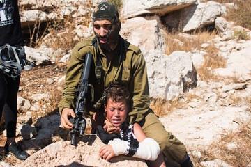آشنایی با دو نوجوان مبارز فلسطینی