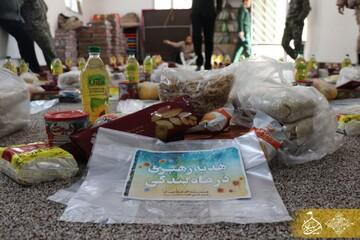 فعالیت ۳۰ مؤسسه قرآنی در رزمایش مواسات و کمک مؤمنانه قزوین