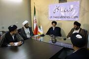 برگزای نشست تخصصی روز قدس در حوزهنیوز به زبان اردو